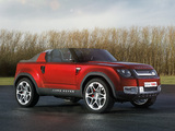 Land Rover DC100 Sport Concept 2011 images