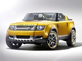 Land Rover DC100 Sport Concept 2011 pictures