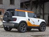 Photos of Land Rover DC100 Expedition Concept 2012