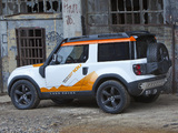 Pictures of Land Rover DC100 Expedition Concept 2012