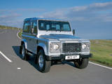 Images of Land Rover Defender 90 Station Wagon 2007