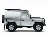 Images of Land Rover Defender 90 Hard Top 2007