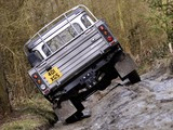 Images of Land Rover Defender 110 High Capacity Pickup 2007