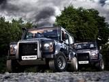Images of Vilner Studio Land Rover Defender The Twins 2011