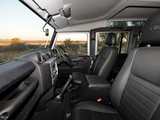 Images of Land Rover Defender 110 Limited Edition 2011