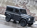 Images of Project Kahn Land Rover Defender 90 Military Edition 2012