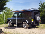 Images of Land Rover Defender Dive Centre 2013