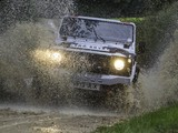 Images of Land Rover Defender Challenge Car 2014
