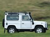 Images of Land Rover Defender 90 Station Wagon 1990–2007