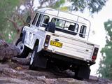 Land Rover Defender 130 Double Cab Pickup AU-spec 1990–2007 images