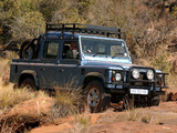 Land Rover Defender 110 Double Cab Pickup ZA-spec 1990–2007 photos
