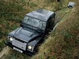 Land Rover Defender 90 Station Wagon 2007 images
