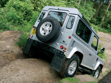 Land Rover Defender 90 Station Wagon 2007 images