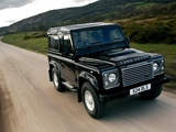 Land Rover Defender 90 Station Wagon 2007 photos