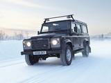 Land Rover Defender 110 Station Wagon EU-spec 2007 photos