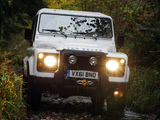 Land Rover Defender 90 Station Wagon EU-spec 2007 pictures