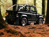 Land Rover Defender 90 SVX 2008 images