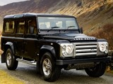 Land Rover Defender 110 SVX RHD 2008 images