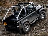 Land Rover Defender 90 SVX 2008 photos