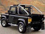 Land Rover Defender 90 SVX 2008 pictures