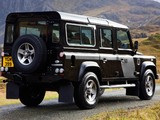 Land Rover Defender 110 SVX RHD 2008 pictures