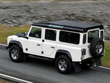 Land Rover Defender Ice 2009 images