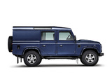 Land Rover Defender 110 Utility Wagon UK-spec 2009 pictures