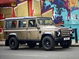 Land Rover Defender 110 Station Wagon Raw 2011 images