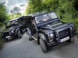 Vilner Studio Land Rover Defender The Twins 2011 photos