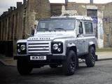 Land Rover Defender 90 Station Wagon X-Tech 2011 photos