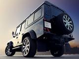 Vilner Studio Land Rover Defender The Twins 2011 pictures