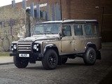 Land Rover Defender 110 Station Wagon Raw 2011 wallpapers