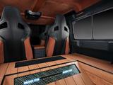 Vilner Studio Land Rover Defender The Twins 2011 wallpapers