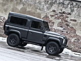 Project Kahn Land Rover Defender 90 Military Edition 2012 photos