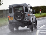 Twisted Land Rover Defender 110 Station Wagon French Edition 2012 wallpapers