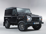 Land Rover Defender 90 LXV 2013 wallpapers