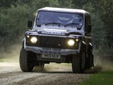 Land Rover Defender Challenge Car 2014 photos