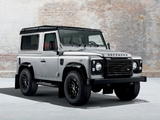 Land Rover Defender 90 Black Pack 2014 photos