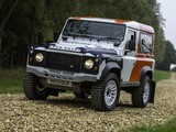 Land Rover Defender Challenge Car 2014 wallpapers