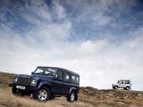 Land Rover Defender photos