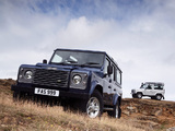 Land Rover Defender photos