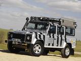 Land Rover Defender 110 Station Wagon 1990–2007 photos