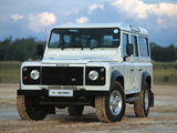 Land Rover Defender 110 Station Wagon 1990–2007 wallpapers