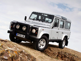Land Rover Defender Silver Limited Edition 2005 images