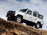 Land Rover Defender Silver Limited Edition 2005 photos