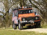 Land Rover Defender 110 G4 Challenge 2006 photos