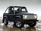 Land Rover Defender 90 SVX 2008 wallpapers