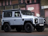 Land Rover Defender 90 Station Wagon X-Tech 2011 images