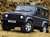Photos of Land Rover Defender 90 Station Wagon 1990–2007