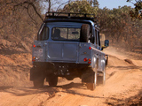 Photos of Land Rover Defender 110 Double Cab Pickup ZA-spec 1990–2007